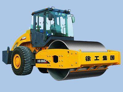 XCMG XS202J, XS222J, XS262J compacteur monocylindre neuf