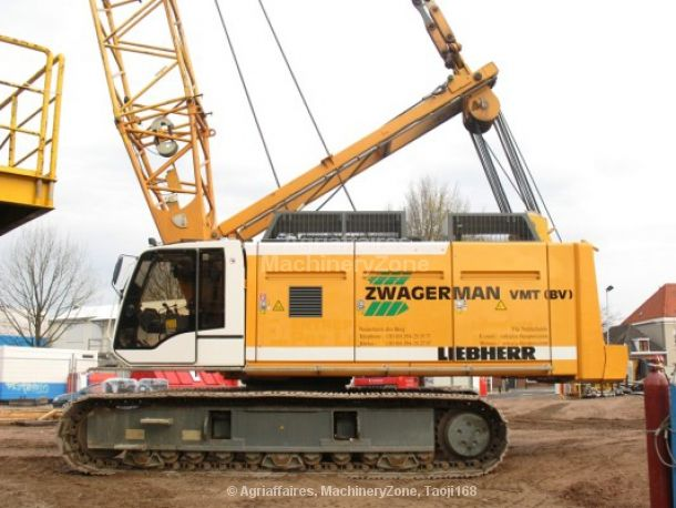 LIEBHERR HS 875 HD dragline