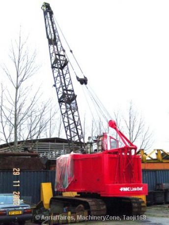 LINK-BELT LS-98 dragline