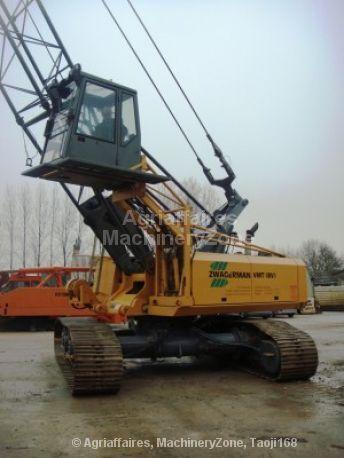 SENNEBOGEN 640-R-HD dragline