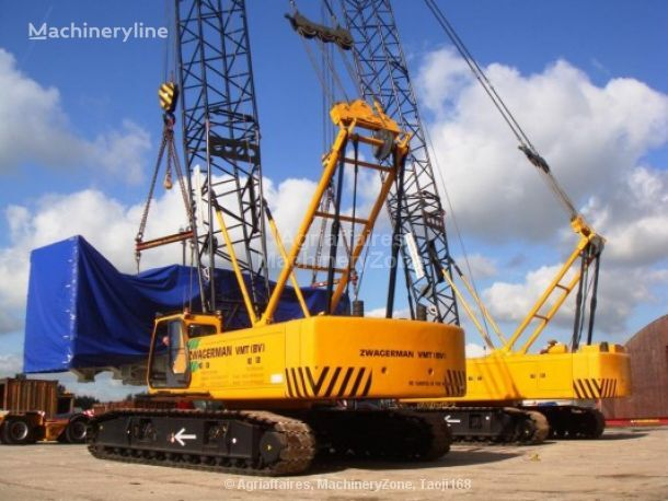 ZOOMLION  QUY 70  dragline