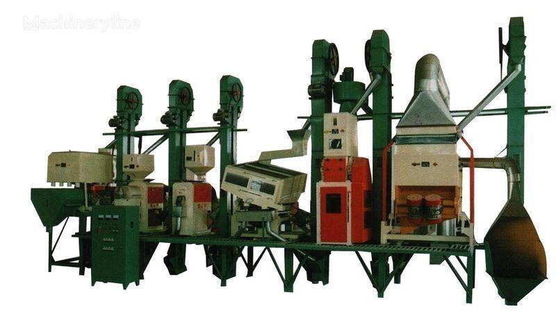Risovyy zavod Kitay 18 - 150 tonn v sutki équipement industriel neuf
