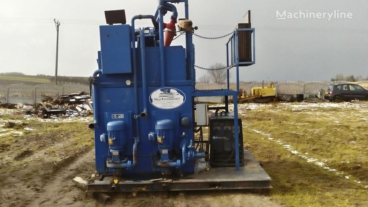 VERMEER  Mud technology MCS 80 foreuse horizontale