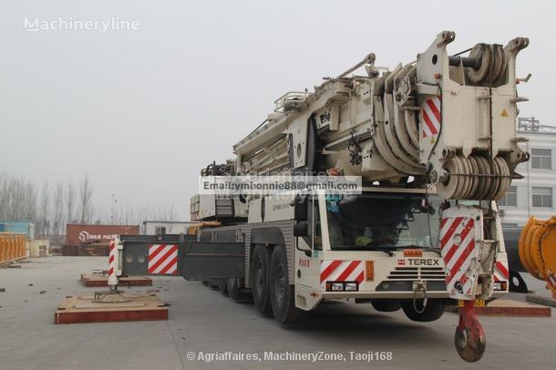 DEMAG AC350 grue mobile