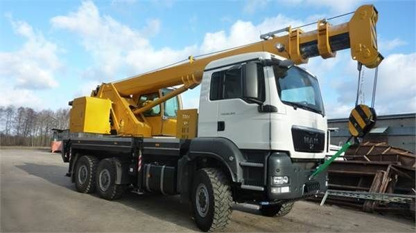 HCT 30 grue mobile neuf