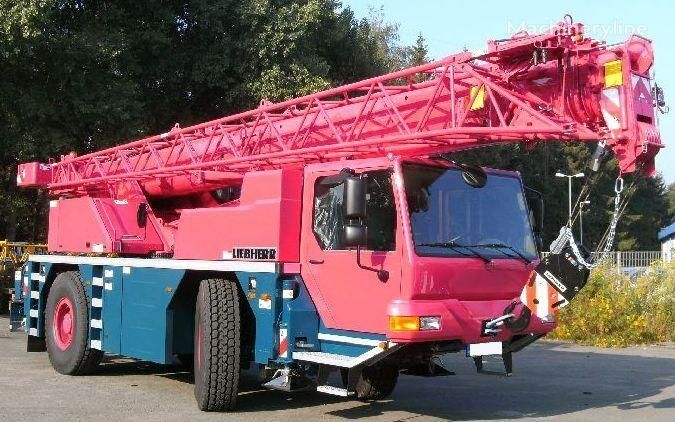 LTM 1030-2.1 sur châssis LIEBHERR LTM 1030-2.1 grue mobile neuf