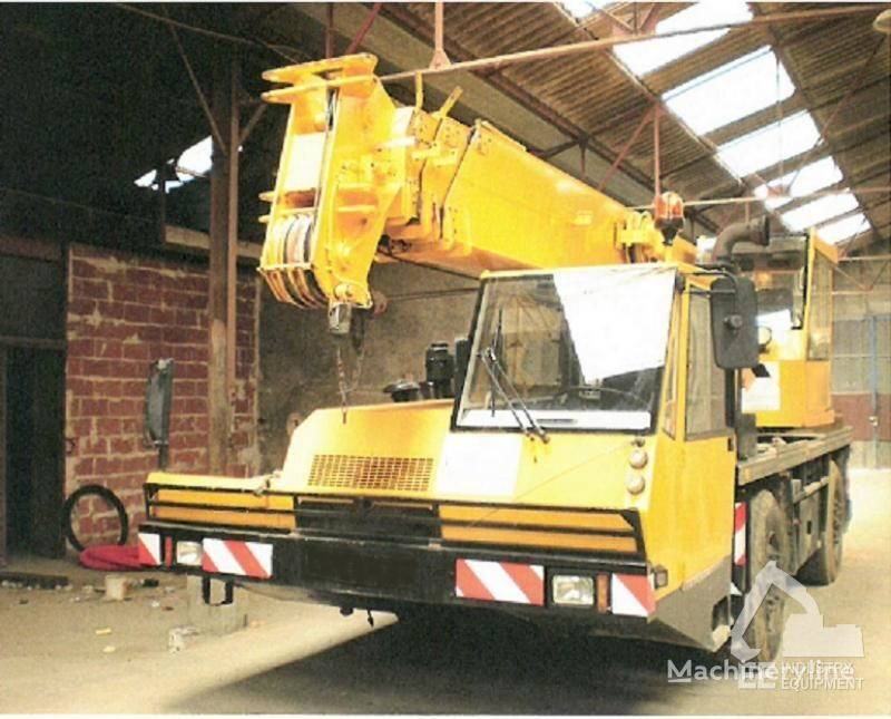 PINGUELY INTEGRAL 20 grue mobile