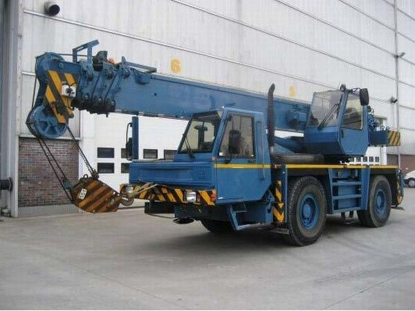 PPM ATT 400 grue mobile