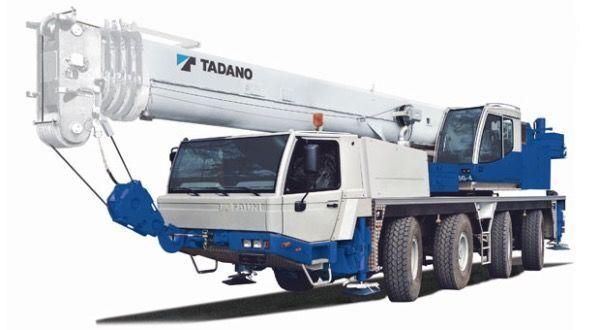 TADANO Faun ATF65G-4 grue mobile
