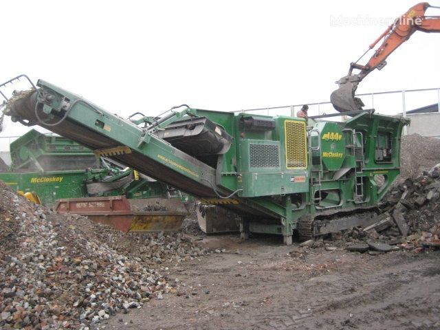 McCLOSKEY J44 machine de concassage