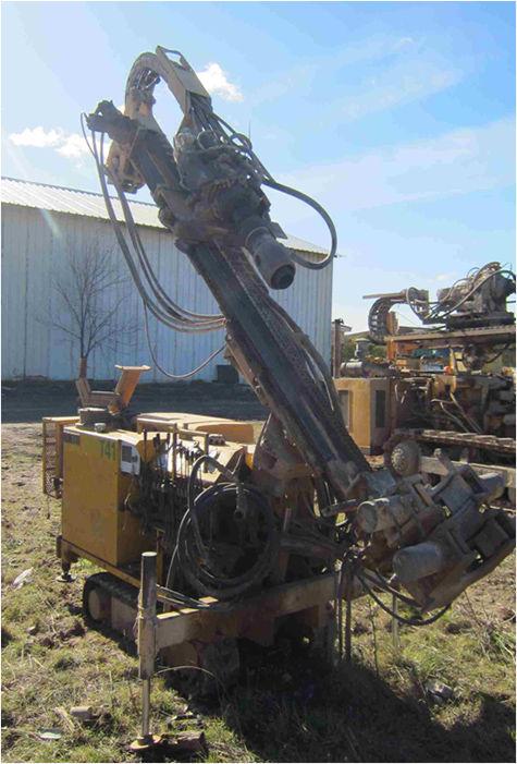 BERETTA T41 machine de forage