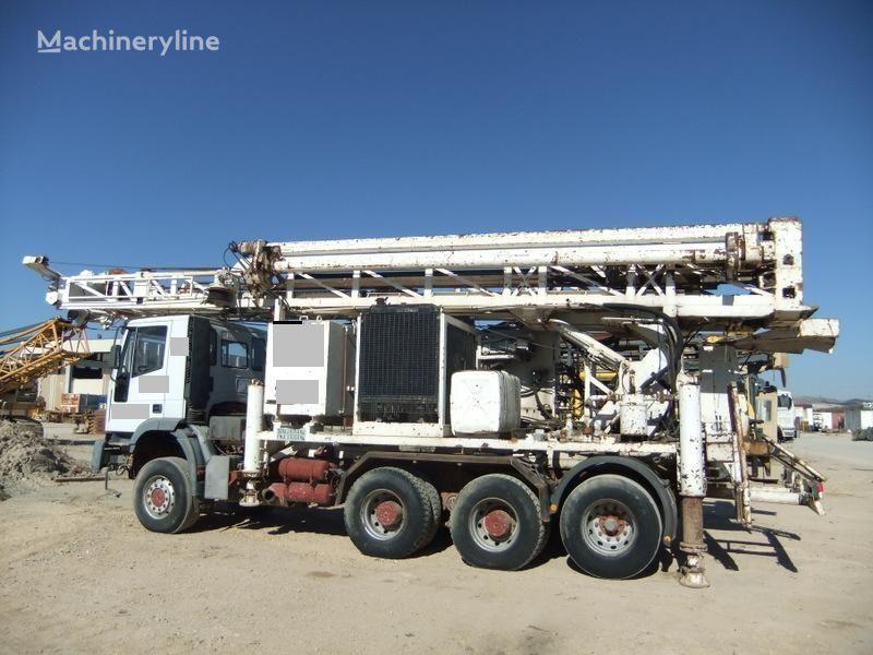 Soilmec G 28 machine de forage