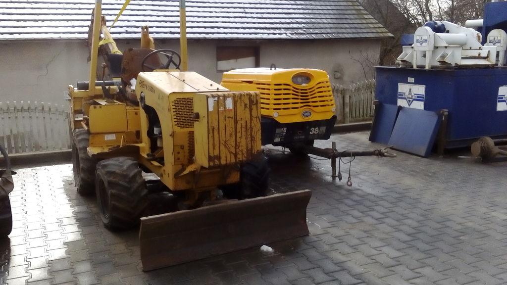 VERMEER  3550 machine de forage