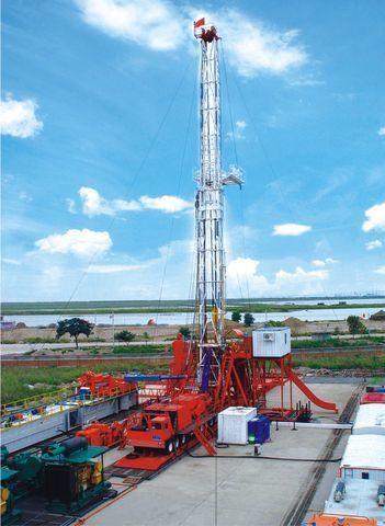ZYT Petroleum ZJ40 machine de forage neuf