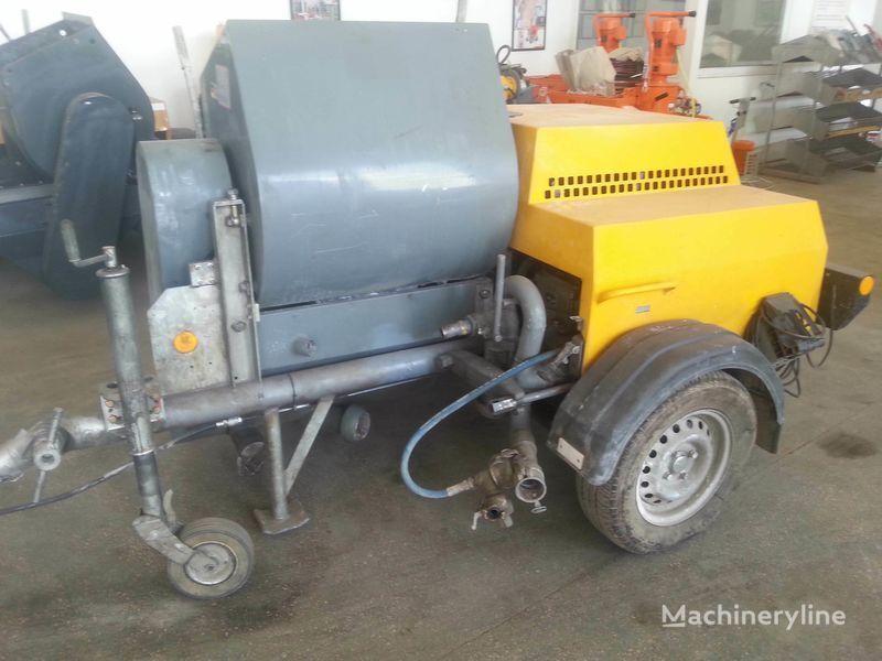 PUTZMEISTER P 13 machine à plâtre