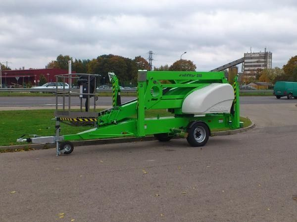 NIFTYLIFT N210 nacelle articulée