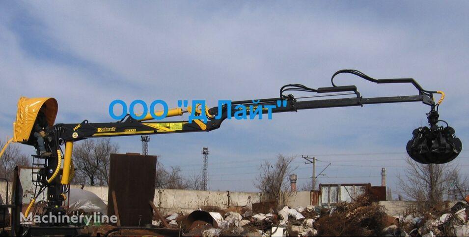 VELMASH OMT-9704S pelle de manutention neuf