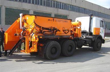 MAZ YaR-4 recycleur