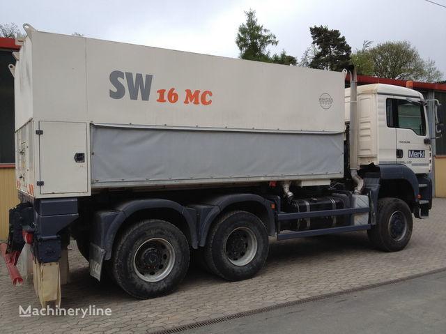 WIRTGEN Spreader Streumaster SW 16 MC recycleur