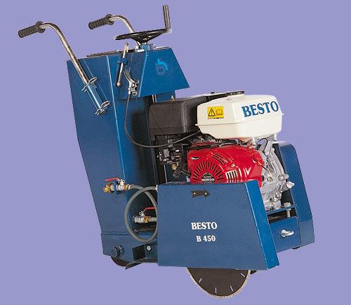 Besto B-450 scie à sol neuf