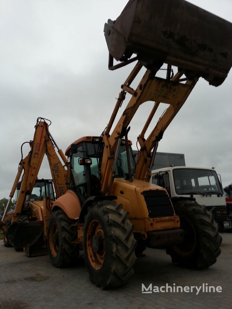 NEW HOLLAND 4PS tractopelle