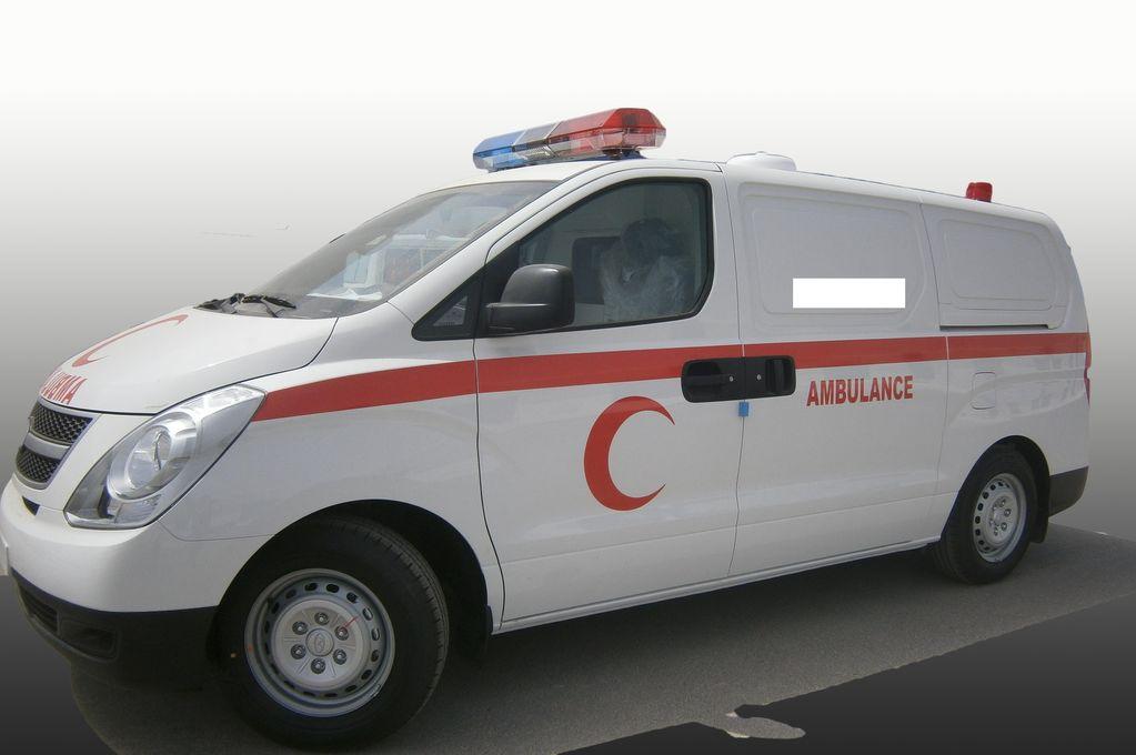 HYUNDAI H1 Petrol ambulance neuve