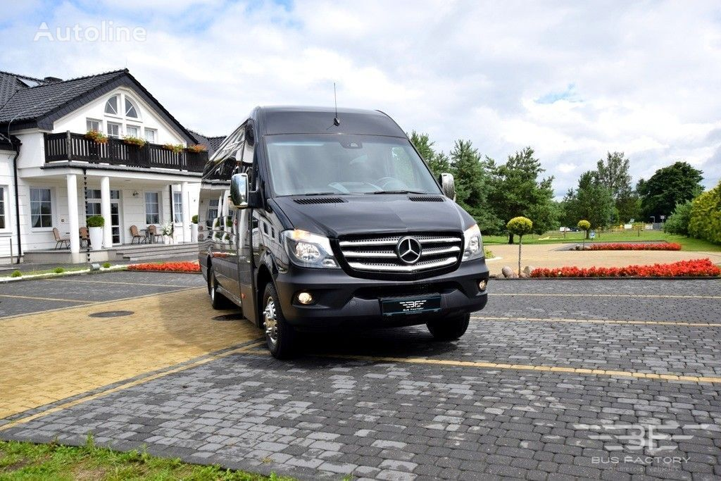 vente des minibuses passagers mercedes benz sprinter 519. Black Bedroom Furniture Sets. Home Design Ideas