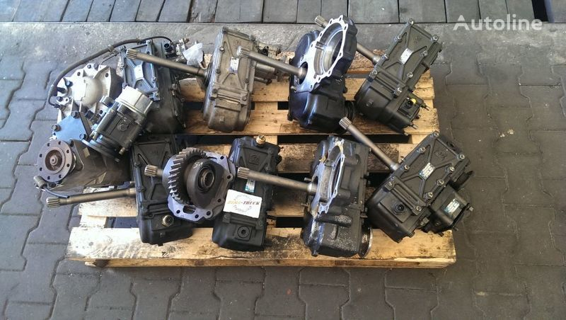 Przystawka odbioru mocy ZF PTO zf wzystkie rodzaje PTO pour tracteur routier