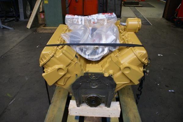 bloc moteur pour CATERPILLAR LONG-BLOCK ENGINES excavateur