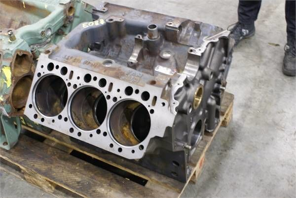 bloc moteur pour MERCEDES-BENZ OM 441 LA excavateur