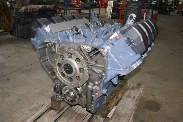bloc moteur pour MERCEDES-BENZ OM502LA LONG-BLOCK autre matériel TP