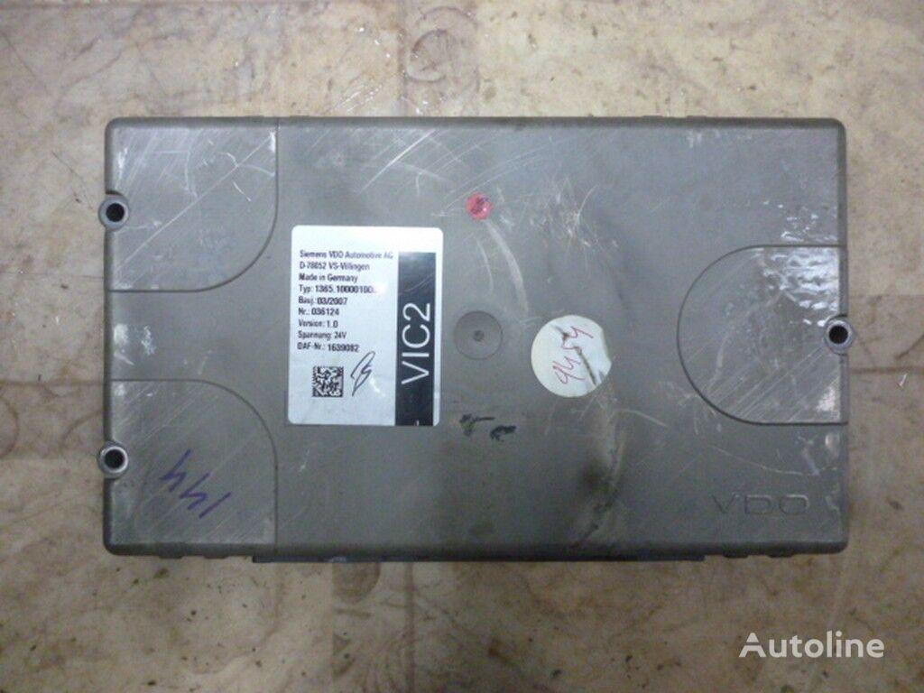 Blok elektronnyy XF 105 boîte de commande pour camion