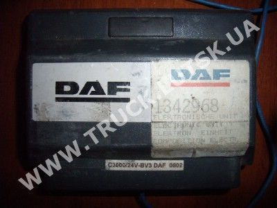 DAF boîte de commande pour DAF camion