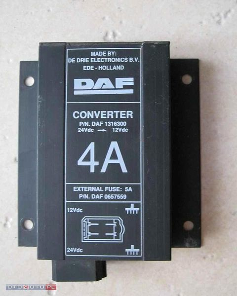 PRZETWORNICA boîte de commande pour DAF DAF XF/CF tracteur routier
