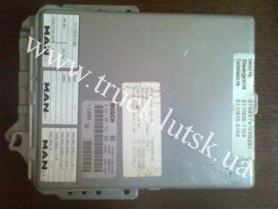 Bosch 0281001521 boîte de commande pour MAN camion