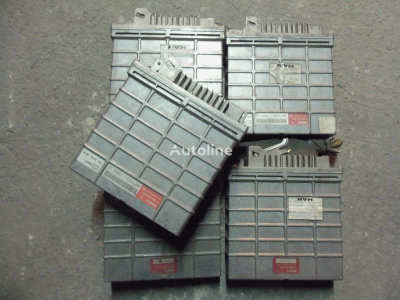 MAN 2,3,4 series ABS/ASR electronic control unit 81259356410, 0466104023, 81259356351, 8126200642, 8126200643, 8126200644 boîte de commande pour MAN tracteur routier