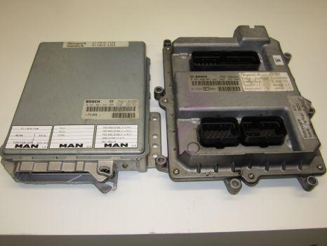 MAN EDC units stock boîte de commande pour MAN camion