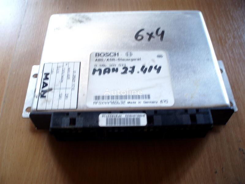BOSCH 0486104033 ABS  81.25935.6710 boîte de commande pour MAN 27.414 camion