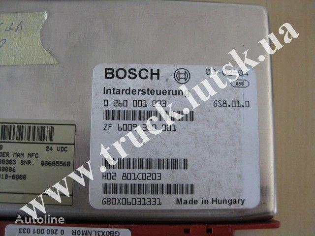 MAN Bosch boîte de commande pour MAN TGA camion