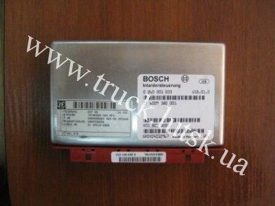 MAN Bosch 0260001033 boîte de commande pour MAN tga 18.410 camion