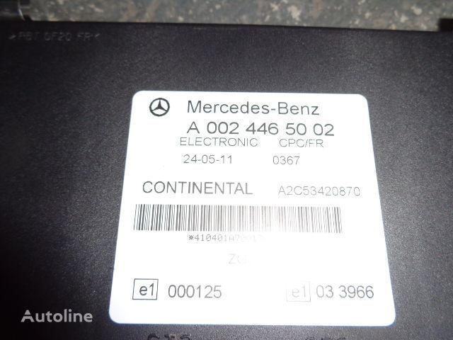 Mercedes Benz Actros MP3 FR unit ECU 0024465002, 0034464202, 0024463102, 0024463505, 0024464802, 0034464402, 0034465102, 0034465502, 0044460002 boîte de commande pour MERCEDES-BENZ Actros tracteur routier