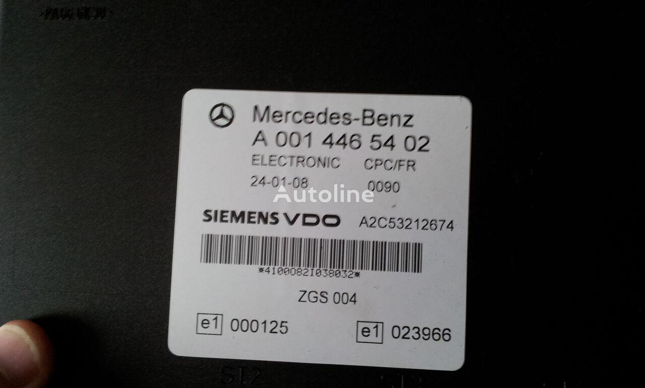 Mercedes Benz MP2 FR unit ECU 0014464102, 0014464102, 0004467502, 0014461002, 0014467402, 0004467602, 0004469602, 0014461302, 0014461402, 0014462602, 0014467002, 0014461902, 0014464102, 0024460102, 0014465402, 0024460402, 0014465702, 0024463502, 0014465702, 0024463802, boîte de commande pour MERCEDES-BENZ Actros tracteur routier
