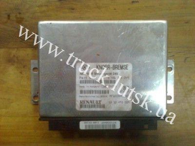 Knorr-Bremse 0486104049 boîte de commande pour RENAULT camion