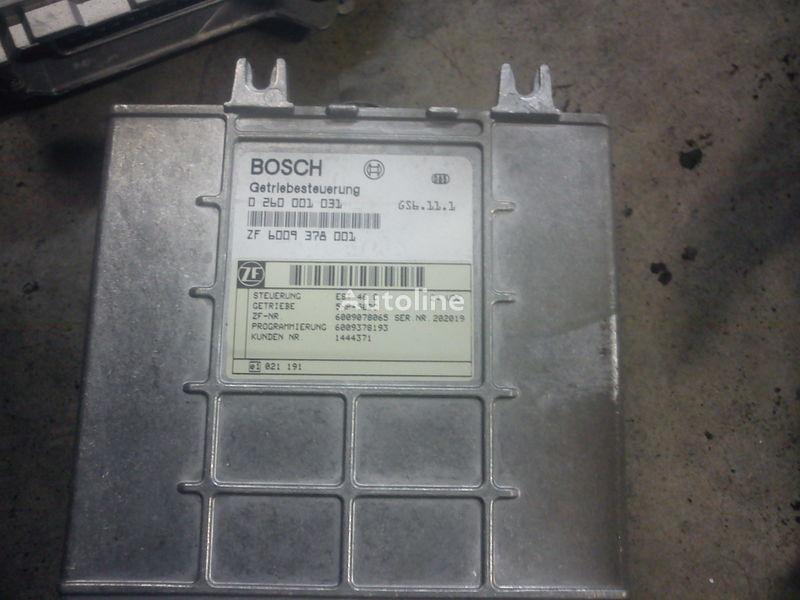 korobkoy peredach ZF6HP604C boîte de commande pour SCANIA bus