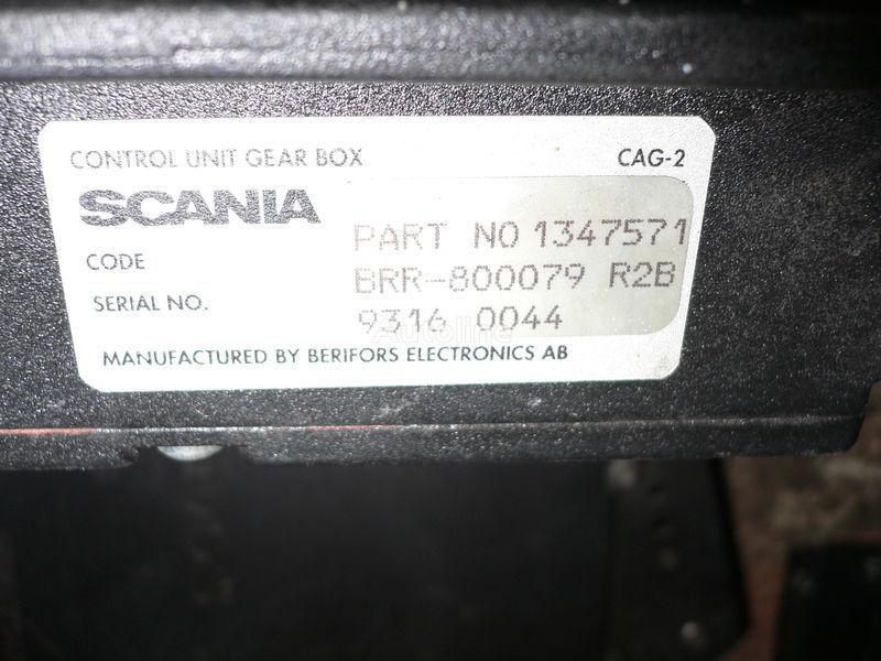 Scania GEAR BOX 1347571 . 1362616 . 1505135 . 488207. 1434153. 1368153. 1360315 boîte de commande pour SCANIA 113 bus