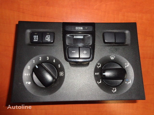 Scania R series ACC control unit, climate control, 1801707, 2077175 boîte de commande pour SCANIA R tracteur routier