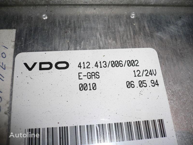 VDO 412.413/006/002 boîte de commande pour SCANIA b10 bus