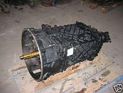 ZF 16 S 221 für MAN, DAF, Iveco, Renault boîte de vitesses