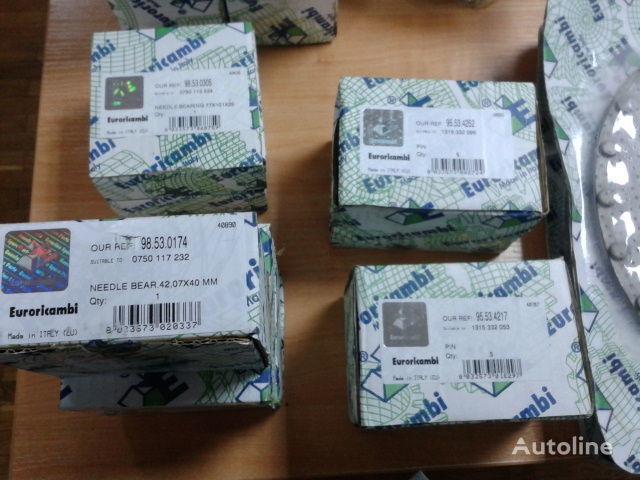 ZF 16S181,16 S221 Podshipniki KPP 0750117232  0750117678  0750117232 boîte de vitesses pour tracteur routier neuf