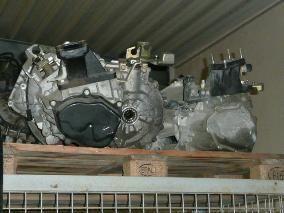 boîte de vitesses FIAT pour camion FIAT Ducato Citroen Peugeot